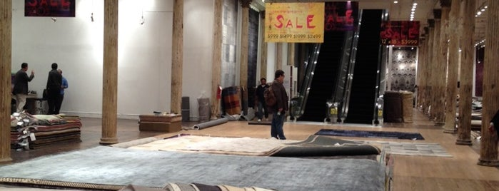 ABC Carpet & Home is one of New York City Racked 38.