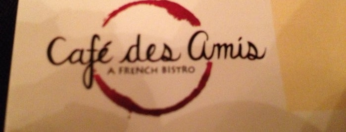 Cafe des Amis is one of Kansas City.