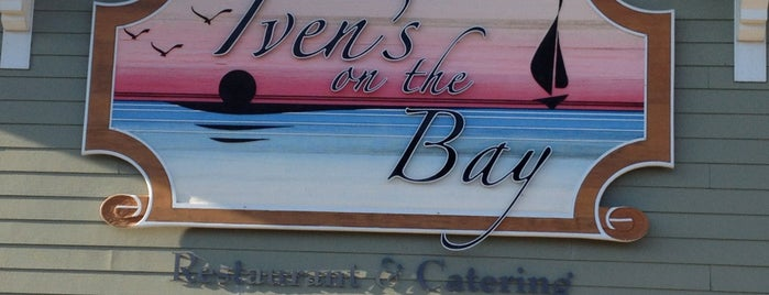 Iven's on the Bay is one of Eat / MN.