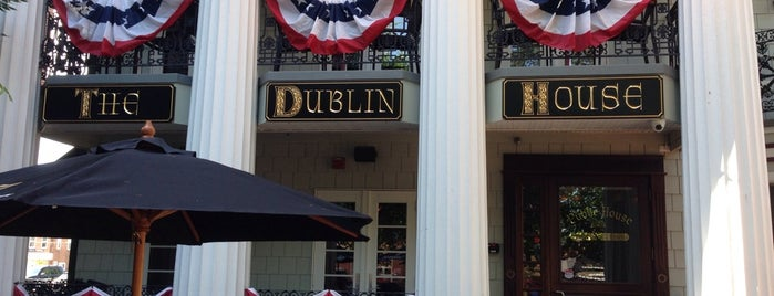 Dublin House Pub is one of Foodie NJ Shore 1.