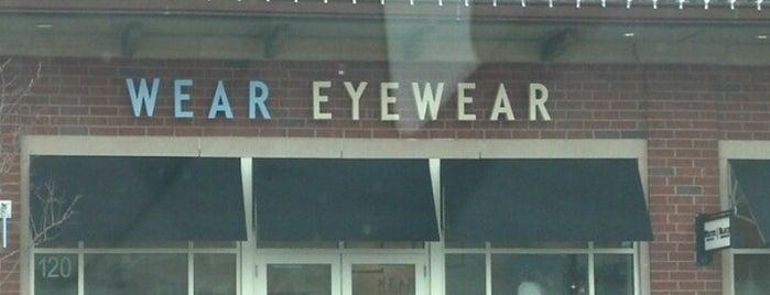 Wear Eyewear is one of Orte, die Dawn gefallen.