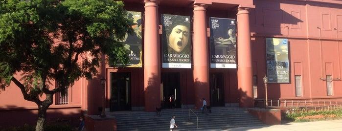 Museo Nacional de Bellas Artes is one of Bs As - Argentina.