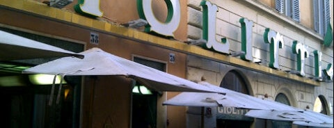 Giolitti is one of Rome.