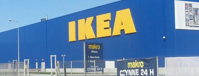 IKEA is one of Igor'un Beğendiği Mekanlar.