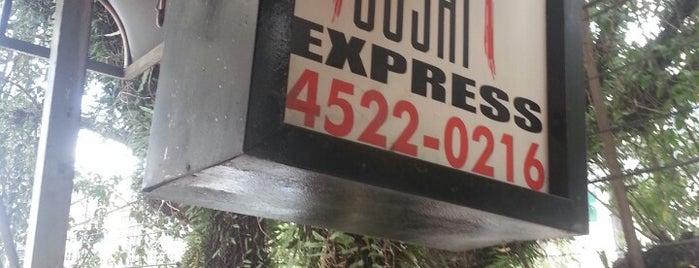 Sushi Express is one of Locais curtidos por Lari.
