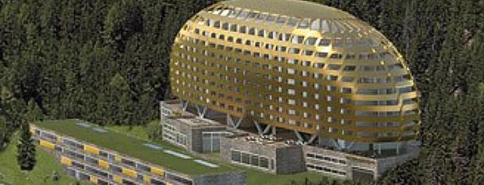 InterContinental Davos is one of Davos.