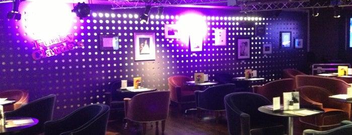 Montreux Jazz café is one of Geneva (GVA) airport venues.