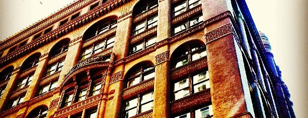 The Rookery Building is one of Chicago Must.