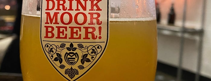 Moor Beer Company Vaults is one of Posti che sono piaciuti a Carl.