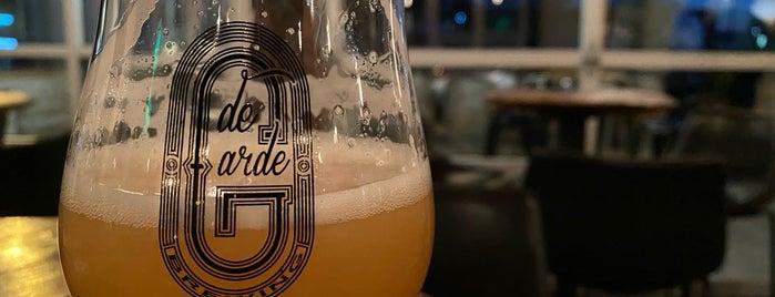 de Garde Brewing is one of Cusp25'un Beğendiği Mekanlar.