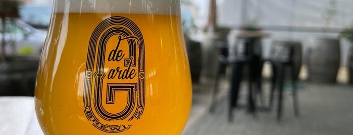 de Garde Brewing is one of Portland.