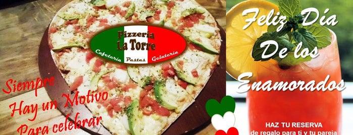 Pizzeria La Torre is one of Orte, die Pizzeria La Torre gefallen.