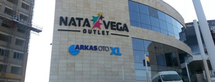Nata Vega Outlet is one of Ankara.