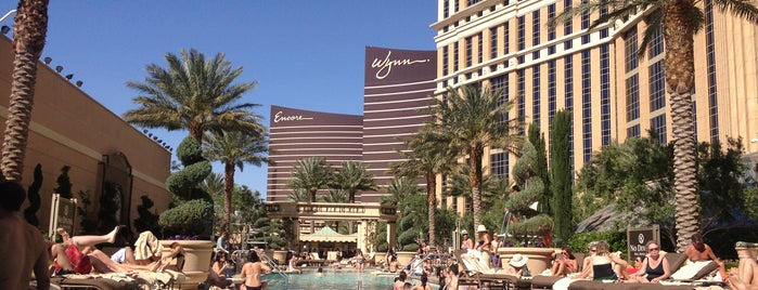 Palazzo Pool is one of Vegas.