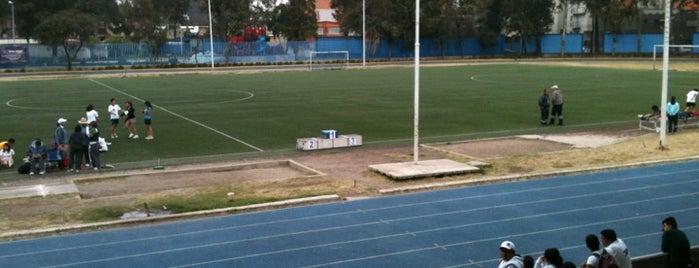 Estadio Plan Sexenal is one of Lieux sauvegardés par Erick.