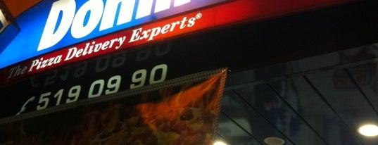 Domino's Pizza is one of Ezgi : понравившиеся места.