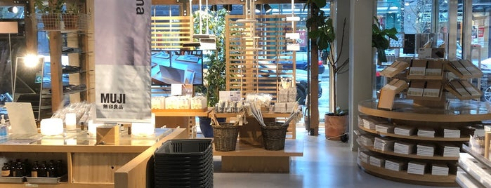MUJI 無印良品 is one of Downtown Vancouver,BC part.3.