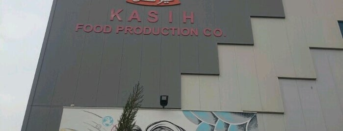 Al Kaseeh Factories is one of Bego 님이 좋아한 장소.