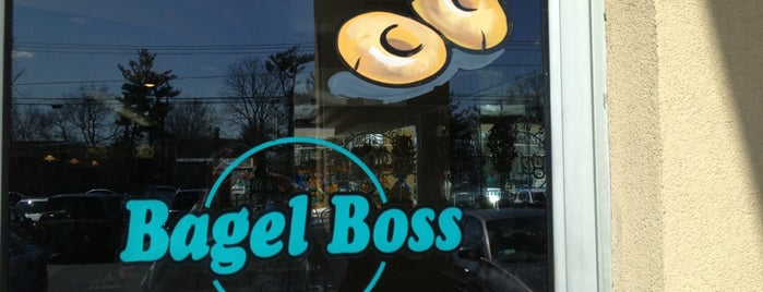 Bagel Boss is one of Orte, die Tim gefallen.