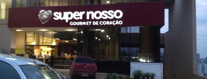 Super Nosso Gourmet is one of Mateus 님이 좋아한 장소.