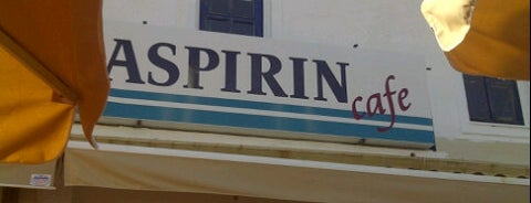 Aspirin Cafe is one of Valiliklerim.