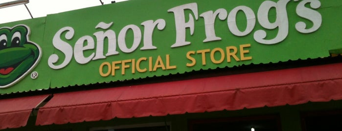 Señor Frog's Official Store is one of Ixtapa.