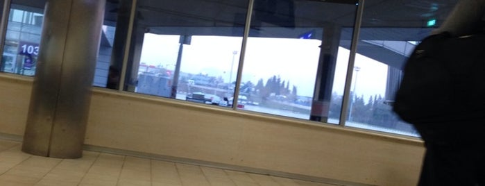 Aeroporto Internacional de Istambul / Atatürk (ISL) is one of Locais salvos de Aykut.