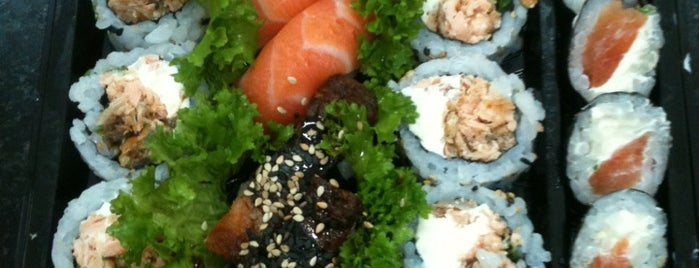 Mundi Sushi is one of Sushi in Porto Alegre.