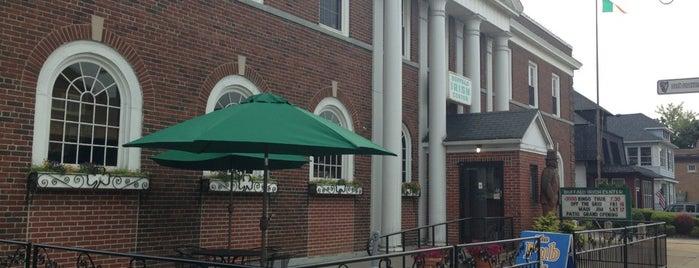 Buffalo Irish Center is one of Best of Buffalo.