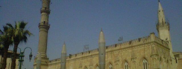 Al-Hussain Mosque is one of Posti che sono piaciuti a Mohamed.