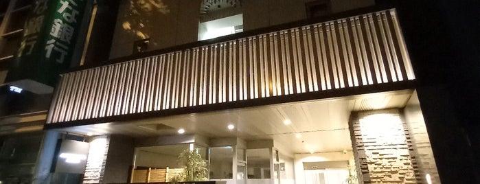 Almont Hotel Asakusa is one of Posti che sono piaciuti a 冰淇淋.