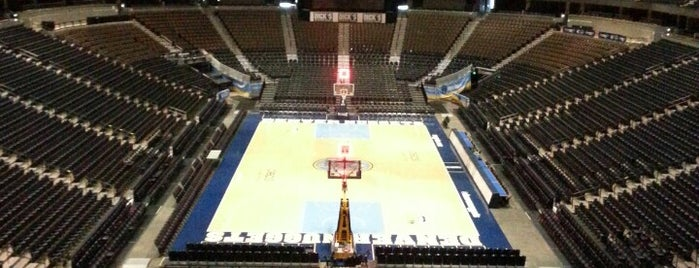 Pepsi Center is one of Denver 2013.