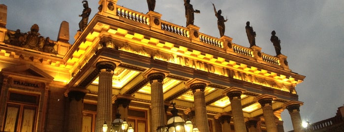 Teatro Juárez is one of México 🇲🇽.