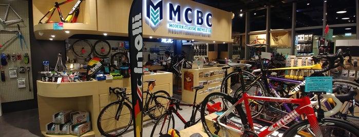 Modern Classic Bicycle Company is one of Matt'ın Beğendiği Mekanlar.