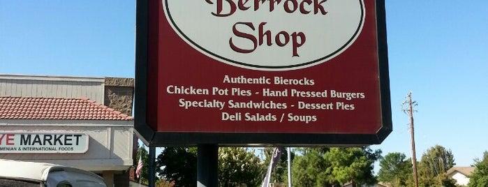 Berrock Shop is one of Trevor 님이 저장한 장소.