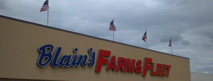 Blain's Farm & Fleet is one of Onalaska wi.