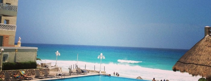 Cancún is one of Mexico.