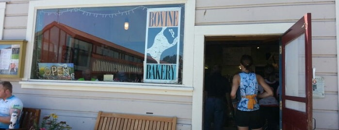 Bovine Bakery is one of Eco Eating North Bay.
