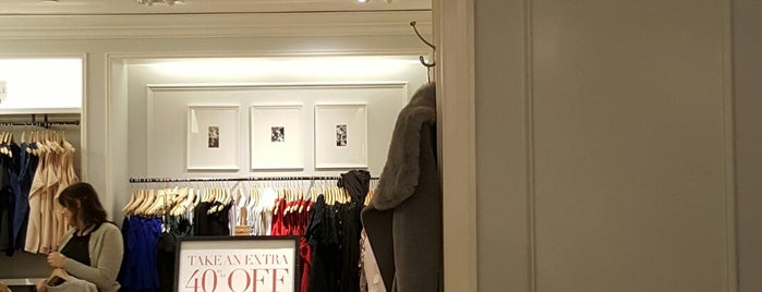 Club Monaco is one of Shopping: Bay Area.