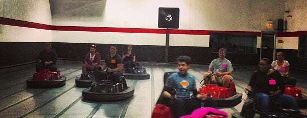 WhirlyBall is one of Favorites.