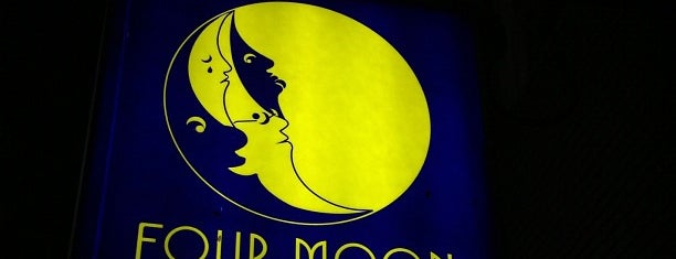 Four Moon Tavern is one of Boozy Fun Time Drinks.