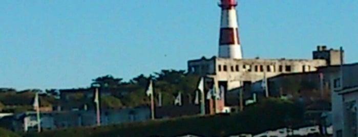 Faro Punta Mogotes is one of Faros.