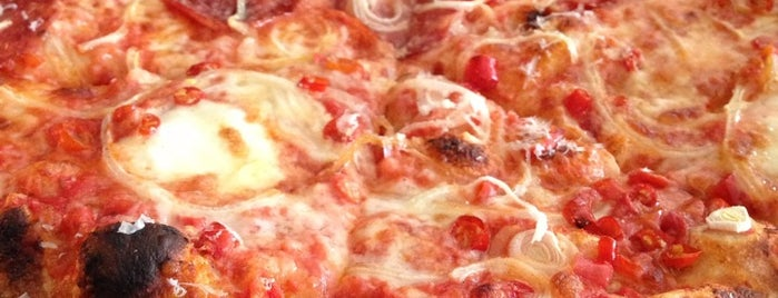 Delancey is one of A State-by-State Guide to America's Best Pizza.