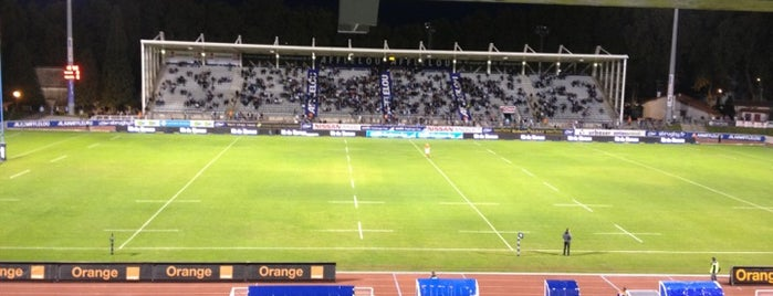 Stade Jean Dauger is one of intersport2.