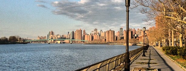 East River Drive Pier is one of Outdoor Wknd Favs..