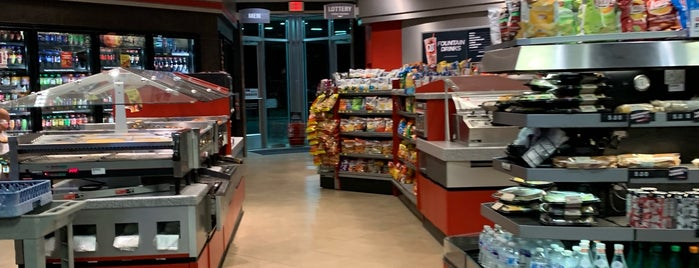 QuikTrip is one of Beans, Brews, and Buzz.