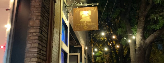 Eight Bells Alehouse is one of Nikさんのお気に入りスポット.
