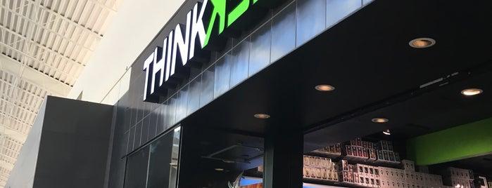 ThinkGeek is one of David : понравившиеся места.