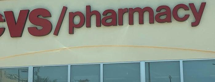CVS pharmacy is one of Lieux qui ont plu à MarktheSpaman.