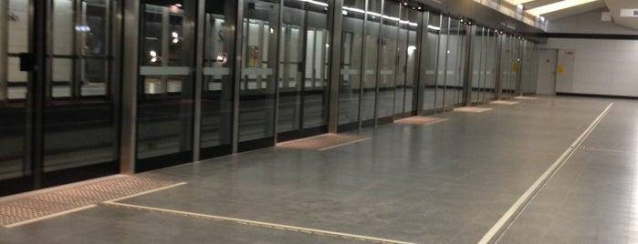 MetroBs San Polo is one of Stazioni Metro Brescia.